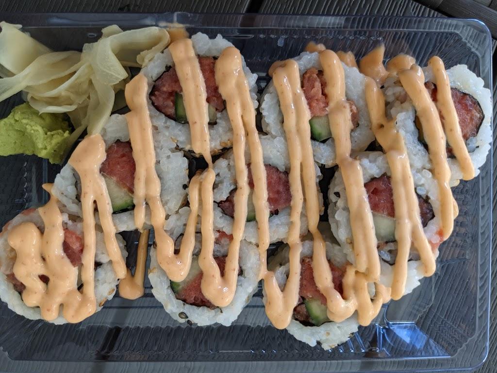 Koung Sushi Mart   restaurant   20 Canal St, Laconia, NH 03246, USA