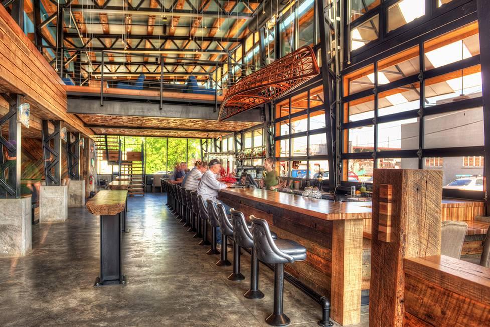Flying Squirrel   restaurant   55 Johnson St, Chattanooga, TN 37408, USA   4236025980 OR +1 423-602-5980