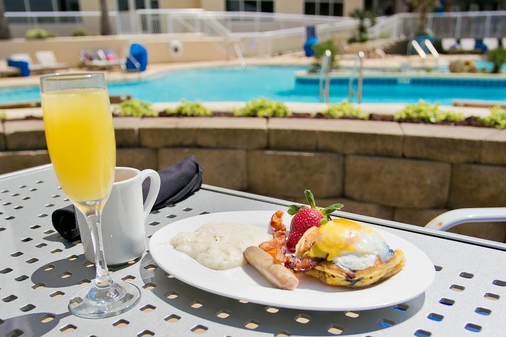 H2O   restaurant   12 Via De Luna Dr, Pensacola Beach, FL 32561, USA   8503436791 OR +1 850-343-6791