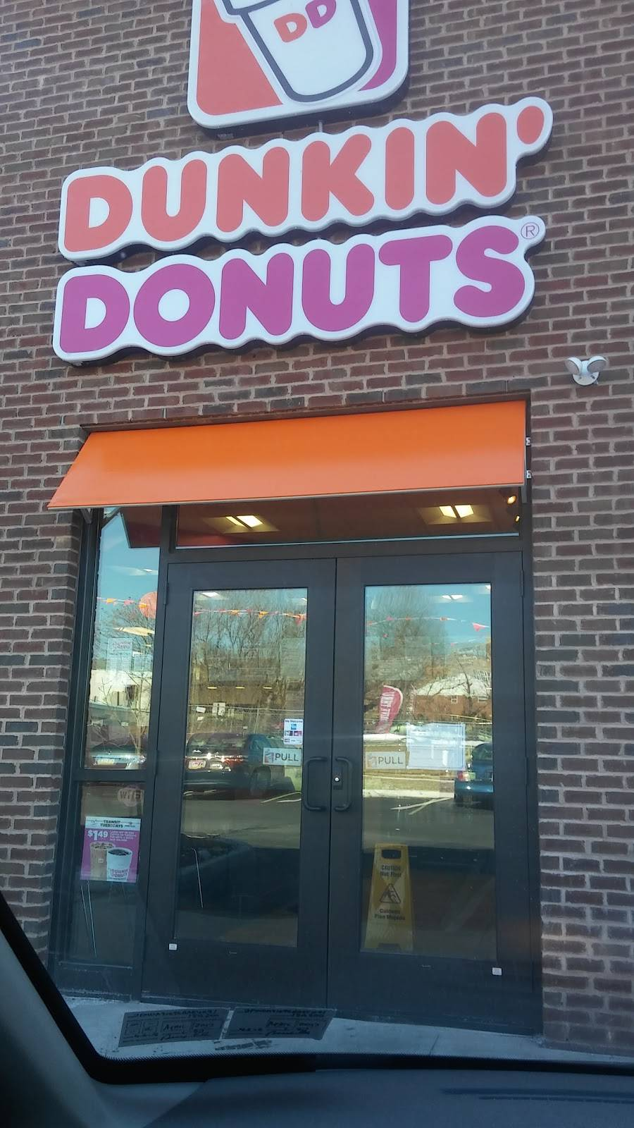 Dunkin | cafe | 1928 Hamilton St, Allentown, PA 18104, USA | 6104331024 OR +1 610-433-1024