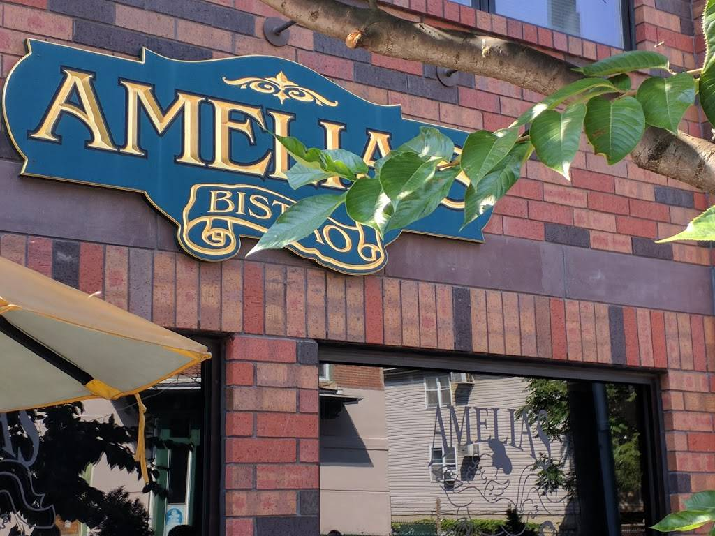 Amelias Bistro | cafe | 187 Warren St, Jersey City, NJ 07302, USA | 2013322200 OR +1 201-332-2200