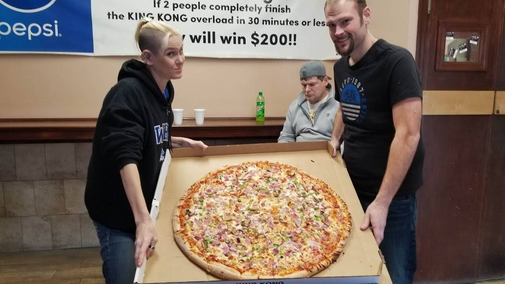 Larry & Carols Pizza | meal delivery | 410 Semple St, Pittsburgh, PA 15213, USA | 4126871189 OR +1 412-687-1189