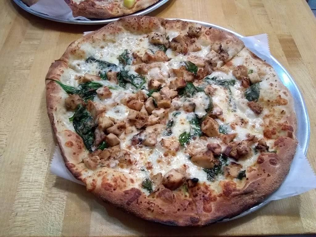 Pomodoro Pizza   meal takeaway   2403, 14 Rector St, New York, NY 10006, USA   2124064444 OR +1 212-406-4444