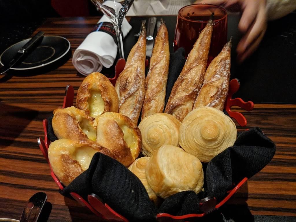 LATELIER de Joël Robuchon   restaurant   85 10th Ave, New York, NY 10011, USA   2124888885 OR +1 212-488-8885