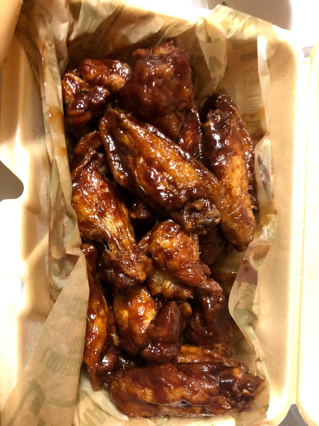 Wingstop | restaurant | 1270 Fulton St, Brooklyn, NY 11216, USA | 6467879464 OR +1 646-787-9464