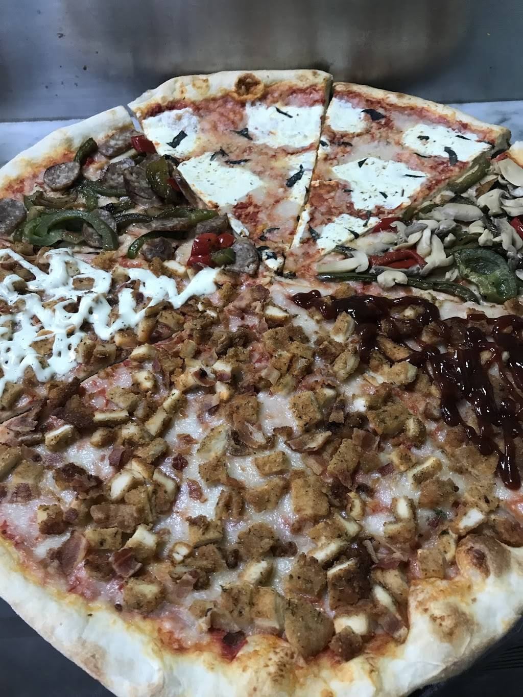 Delicious Pizza Cafe Rest. | restaurant | 269 W Kingsbridge Rd, Bronx, NY 10463, USA | 7188845500 OR +1 718-884-5500