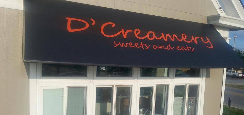 DCreamery | restaurant | 105 S Jefferson St, Kearney, MO 64060, USA | 8166352479 OR +1 816-635-2479