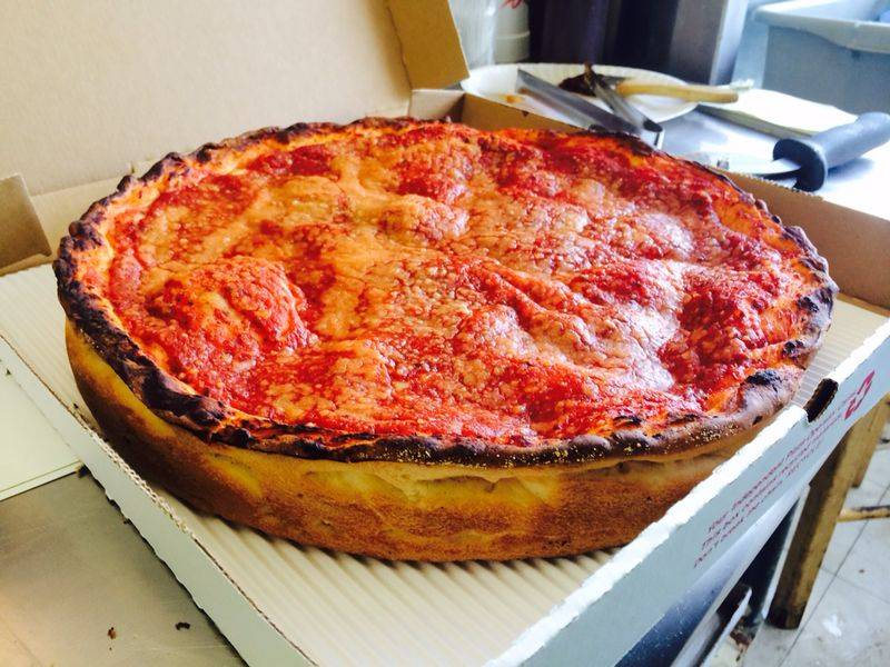 Fratellis Pizza Cafe | restaurant | 5960 Schaefer Rd Suite A, Dearborn, MI 48126, USA | 3134666600 OR +1 313-466-6600