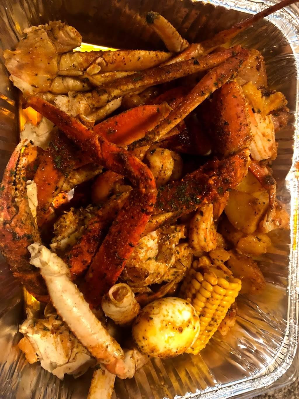 Krab Kingz 7 | restaurant | 102 N McKinney St, Richardson, TX 75081, USA | 6824448381 OR +1 682-444-8381