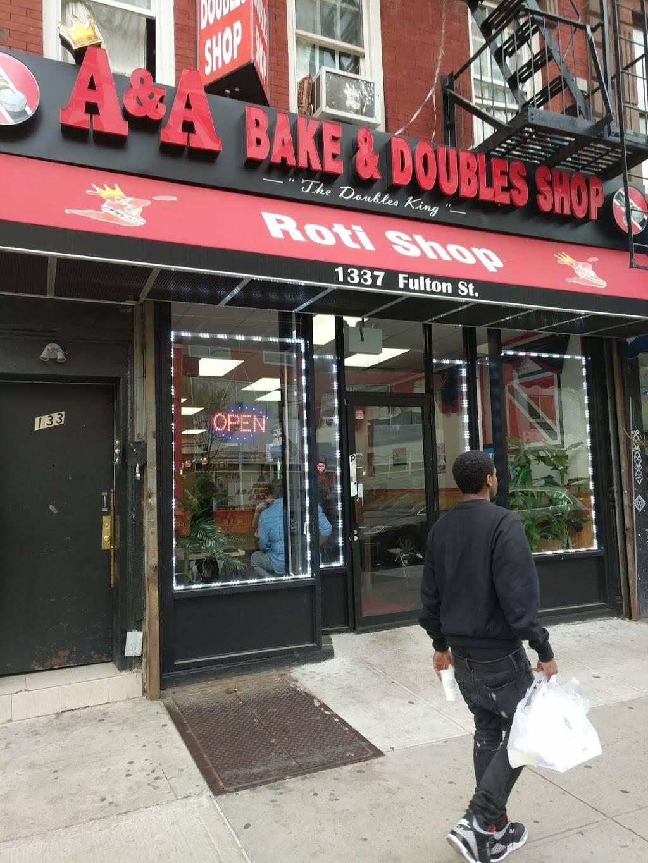 A&A Bake & Double | bakery | 1337 Fulton Street,, Brooklyn, NY 11216, USA | 9178929562 OR +1 917-892-9562