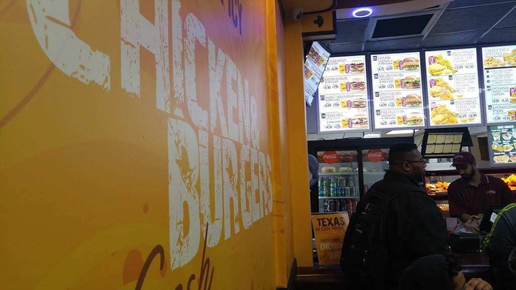 Texas Chicken and Burgers | restaurant | 235 Brook Ave, Bronx, NY 10459, USA | 3472717138 OR +1 347-271-7138