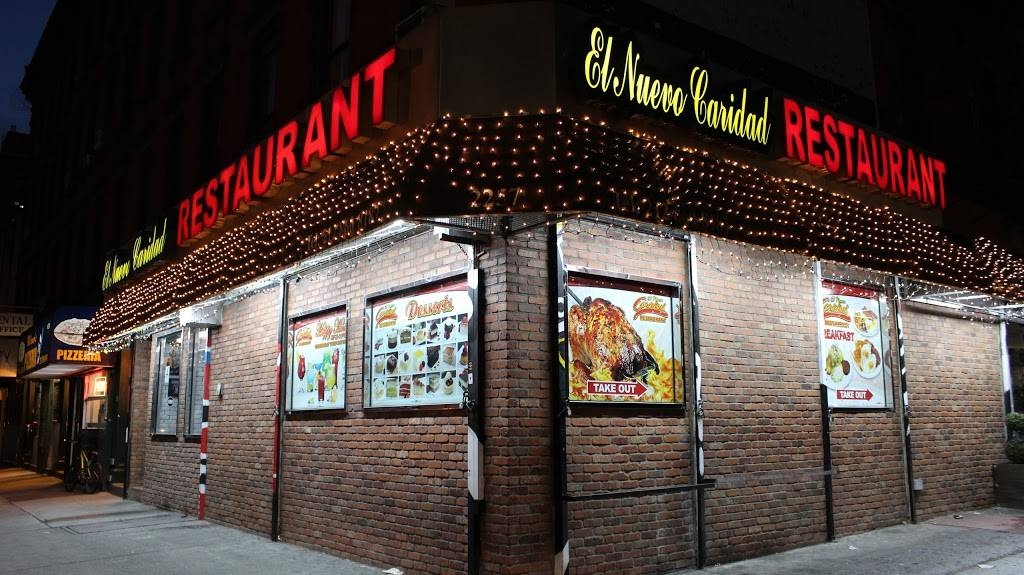 El Nuevo Caridad | meal takeaway | 2257 2nd Ave, New York, NY 10029, USA | 2128608187 OR +1 212-860-8187