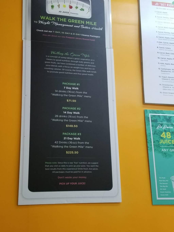 Jo Juice | restaurant | 1130 Bedford Ave, Brooklyn, NY 11216, USA | 7182301676 OR +1 718-230-1676