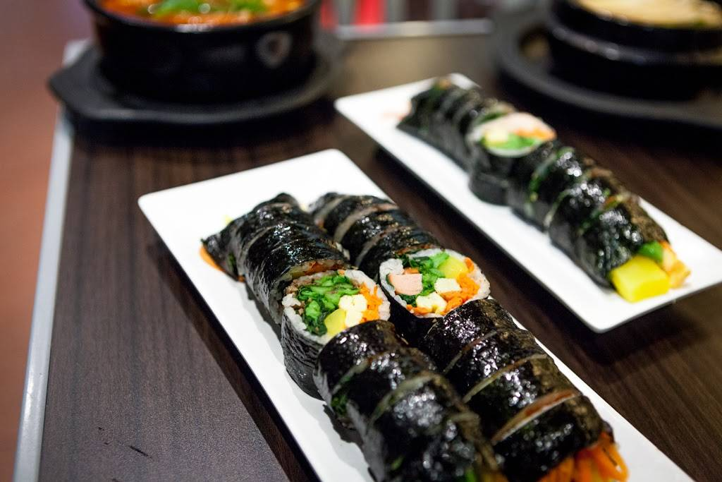 California Market Gimbap   restaurant   450 S Western Ave Suite 105, Los Angeles, CA 90020, USA   2135683128 OR +1 213-568-3128