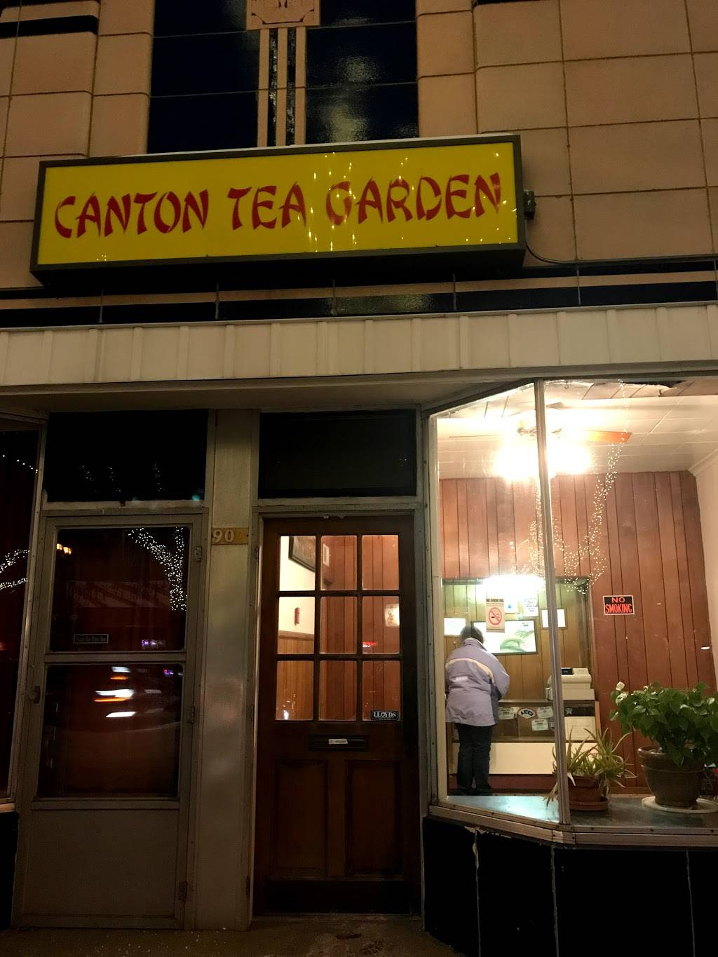 Canton Tea Garden Restaurant 900 Main St Antioch Il 60002 Usa