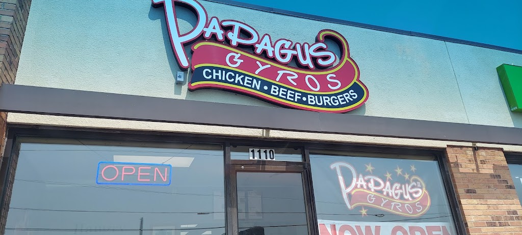 Papagus gyros | restaurant | 1110 S Old Rand Rd, Lake Zurich, IL 60047, USA | 8478471366 OR +1 847-847-1366