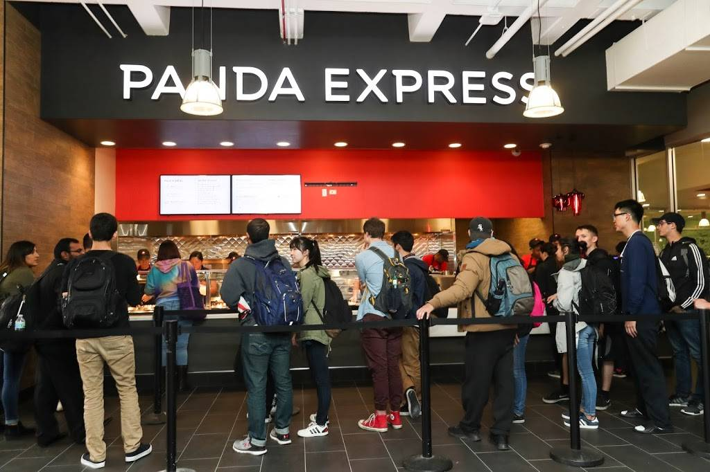 Panda Express   restaurant   750 S Halsted St, Chicago, IL 60607, USA