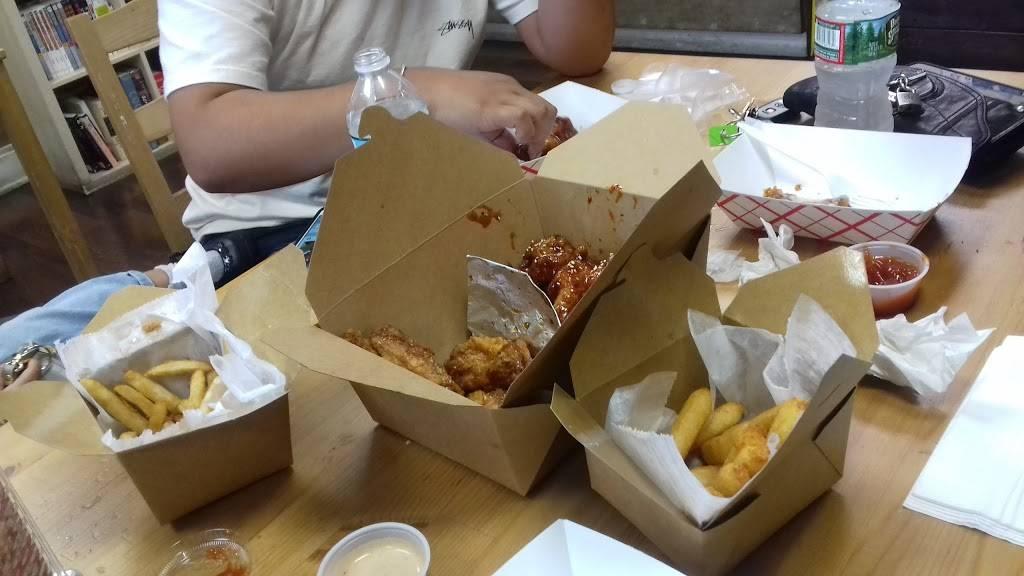 Daegu chicken   meal takeaway   553 Main St, Fort Lee, NJ 07024, USA   2013020949 OR +1 201-302-0949