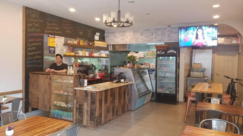 Maya Fusion Cafe | restaurant | 1337 Bushwick Ave, Brooklyn, NY 11207, USA | 7184844128 OR +1 718-484-4128