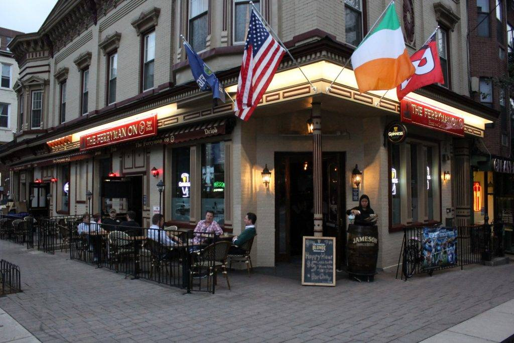 The Ferryman on 1st | restaurant | 94 Bloomfield St, Hoboken, NJ 07030, USA | 2014209222 OR +1 201-420-9222