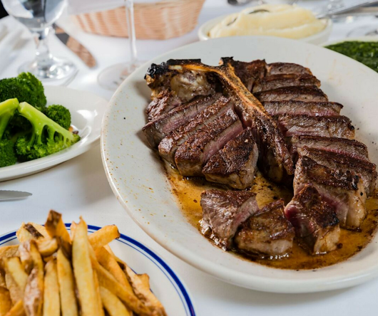 Tuscany Steakhouse | restaurant | 117 W 58th St, New York, NY 10019, USA | 2127578630 OR +1 212-757-8630