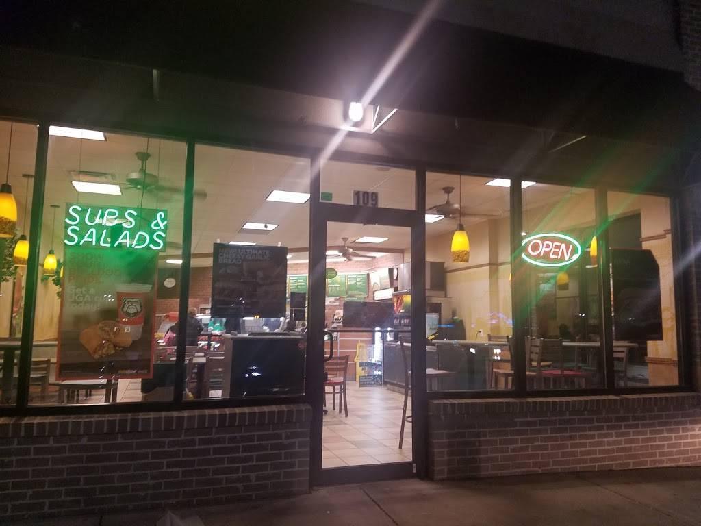 Subway | restaurant | 4920 Flat Shoals Pkwy, Decatur, GA 30034, USA | 7709818099 OR +1 770-981-8099