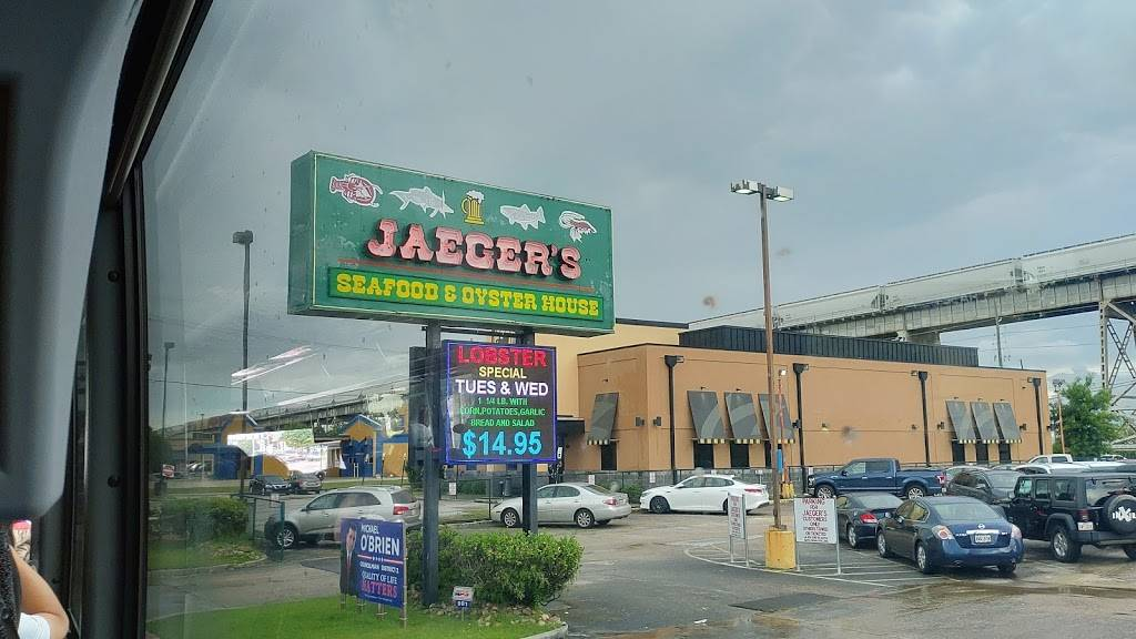 Jaegers Seafood and Oyster House | restaurant | 901 S Clearview Pkwy, Jefferson, LA 70121, USA | 5048182200 OR +1 504-818-2200
