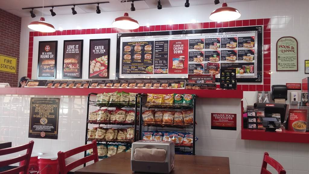 Firehouse Subs Villa Park North   meal delivery   298 W N Ave, Villa Park, IL 60181, USA   6302792011 OR +1 630-279-2011
