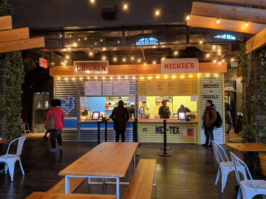 Food Park | restaurant | 345 Adams St, Brooklyn, NY 11201, USA