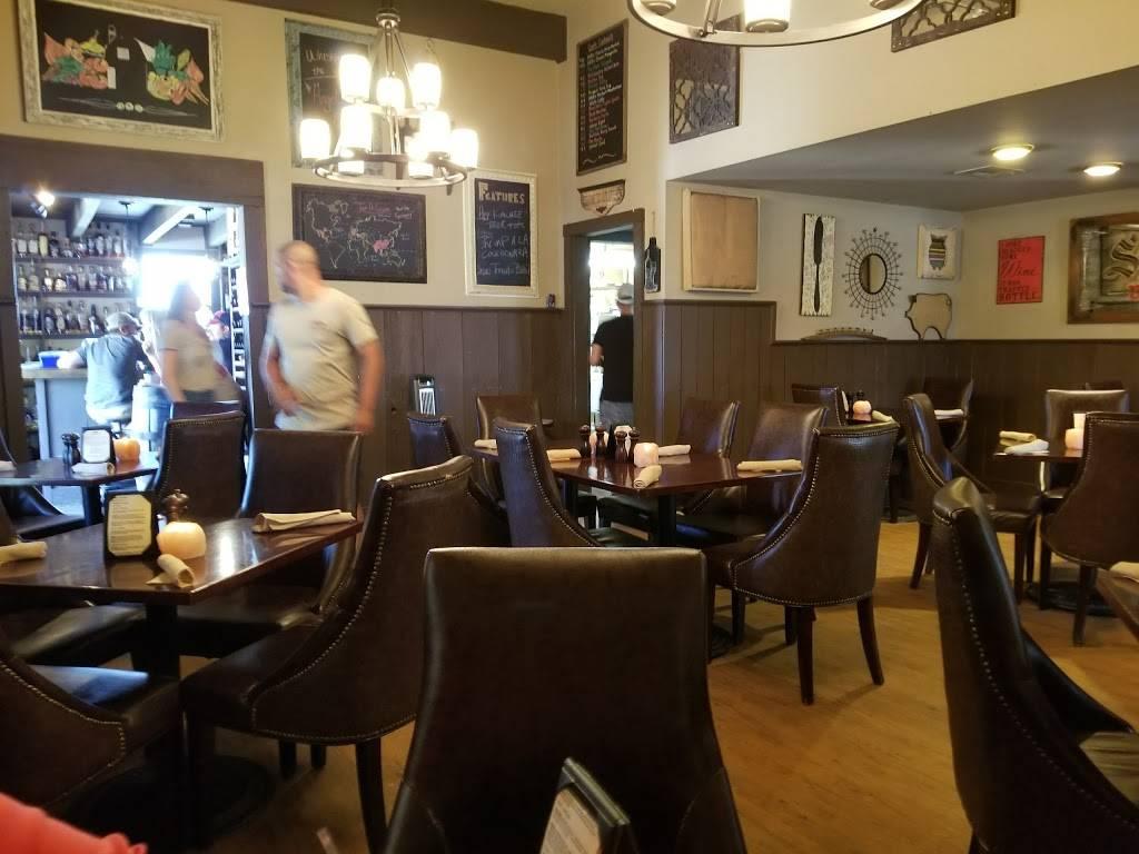 Homespun Kitchen And Bar Restaurant 131 E Mercer St Dripping Springs Tx 78620 Usa
