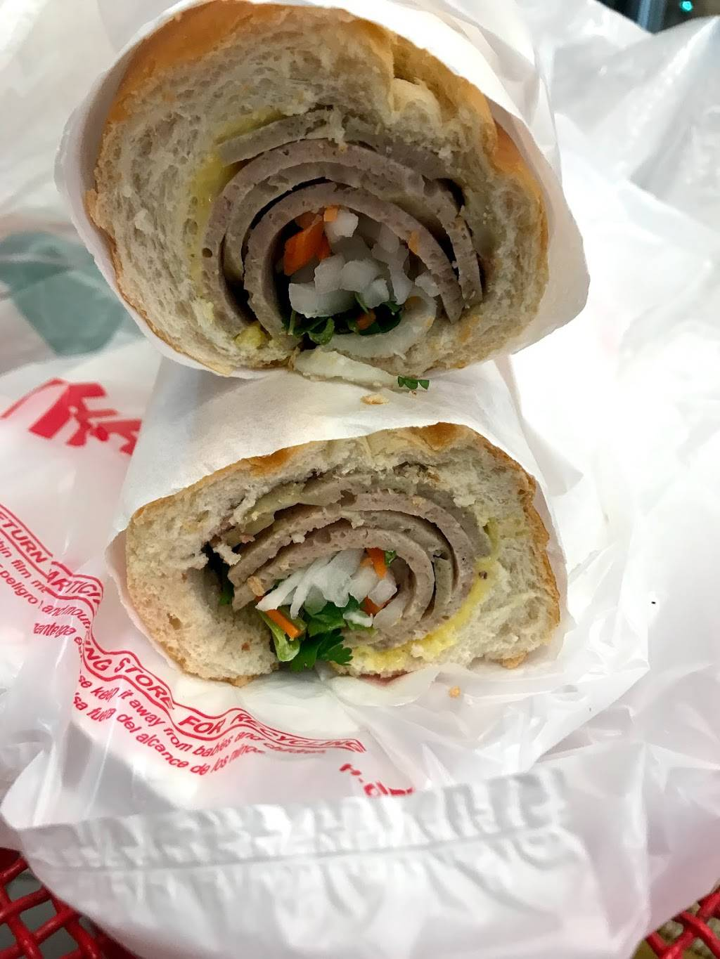 Ba Le Sandwiches | meal takeaway | 9152 Bolsa Ave, Westminster, CA 92683, USA | 7148919424 OR +1 714-891-9424
