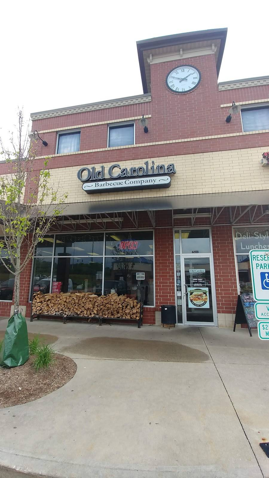 Old Carolina Barbecue Company | restaurant | 620 Ridgewood Crossing Rd, Fairlawn, OH 44333, USA | 3306654222 OR +1 330-665-4222