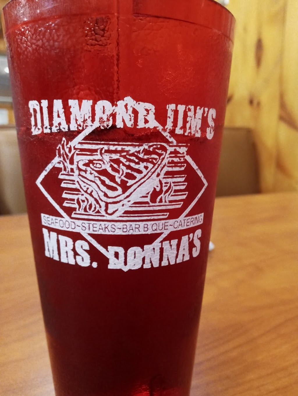 Diamond Jims and Mrs. Donnas   restaurant   440 AL-28, Livingston, AL 35470, USA   2056525750 OR +1 205-652-5750