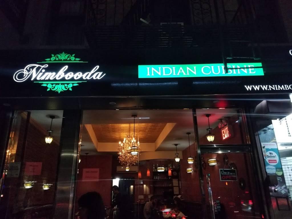 Nimbooda | restaurant | 664 Washington Ave, Brooklyn, NY 11238, USA | 7186224616 OR +1 718-622-4616