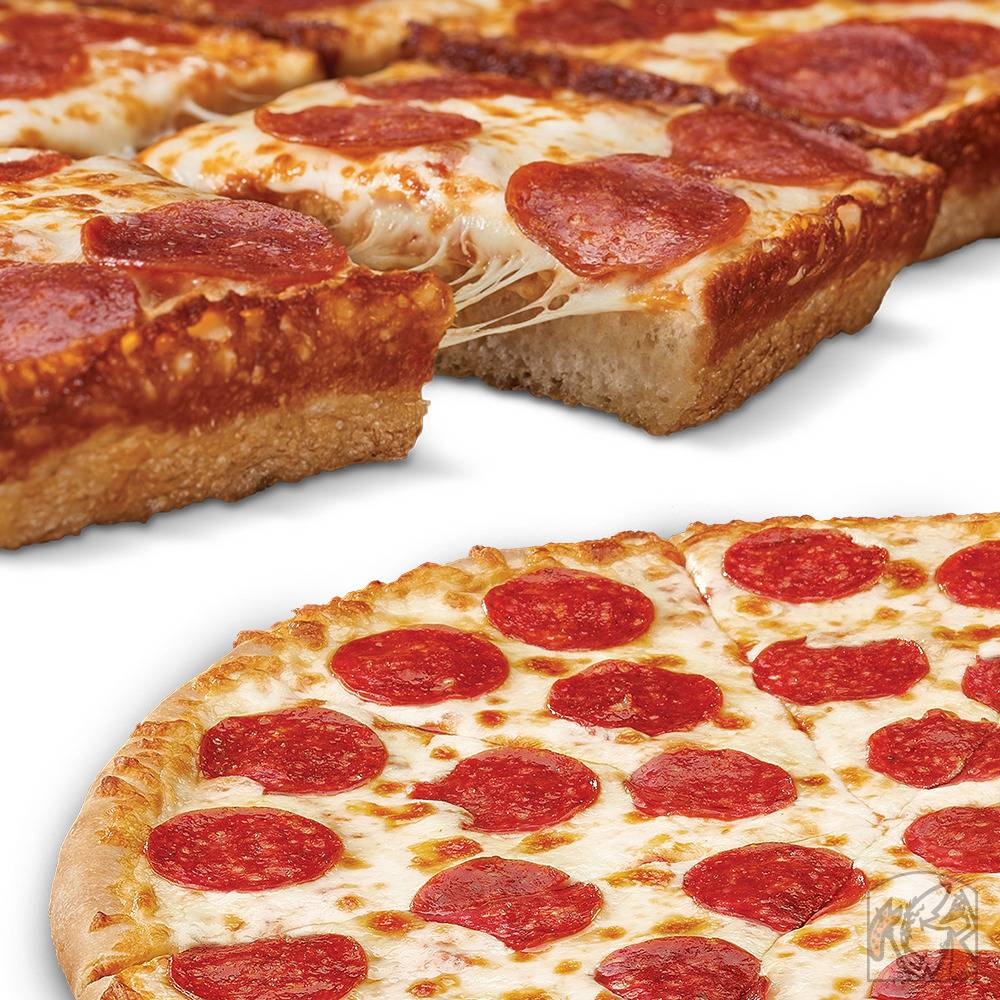 Little Caesars Pizza | meal takeaway | 319 E Olive Ave, Porterville, CA 93257, USA | 5597882533 OR +1 559-788-2533