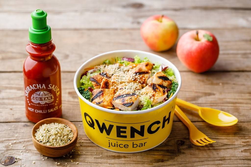 Qwench Juice Bar | restaurant | 9278 Forest Bluffs View #130, Colorado Springs, CO 80920, USA | 7193448194 OR +1 719-344-8194