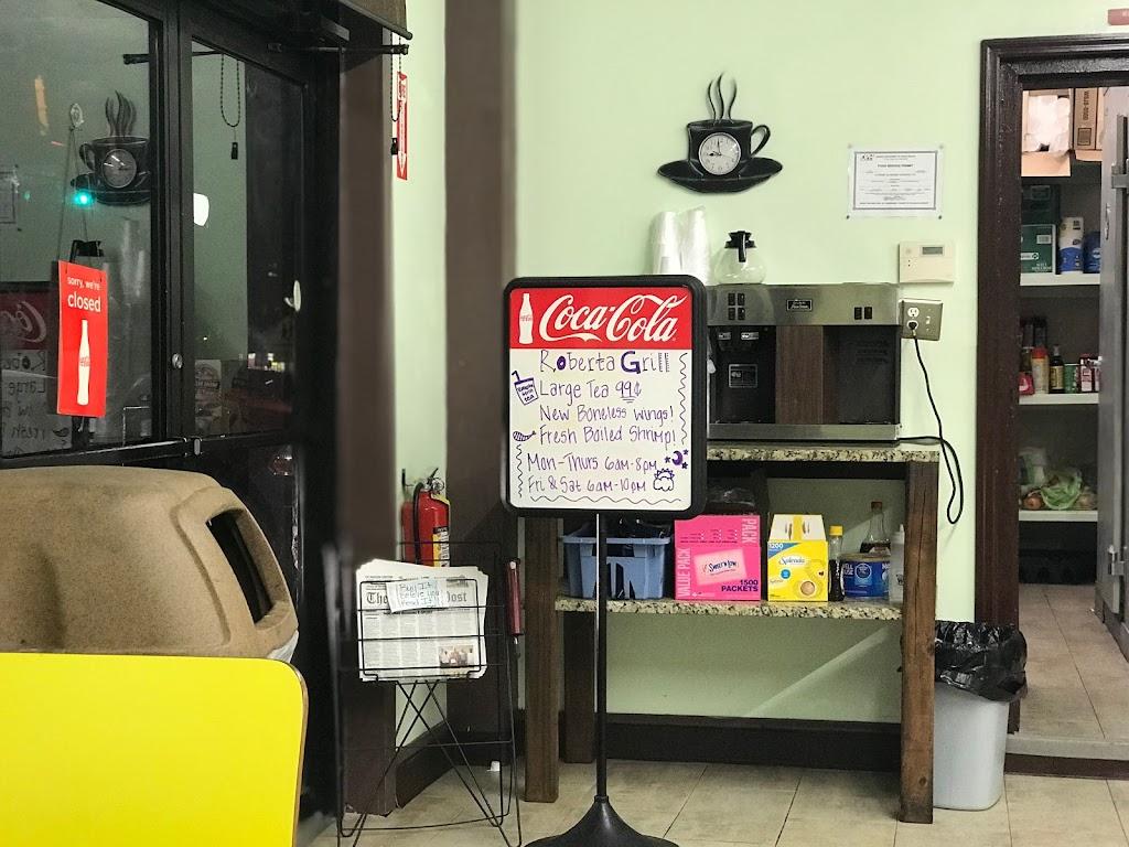 Roberta Grill | restaurant | 17 W E Crusselle St, Roberta, GA 31078, USA
