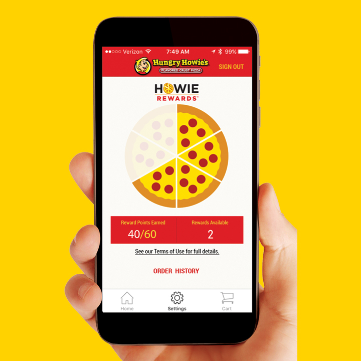 Hungry Howies Pizza | meal delivery | 5611 Old Shell Rd Ste A, Mobile, AL 36608, USA | 2513453333 OR +1 251-345-3333