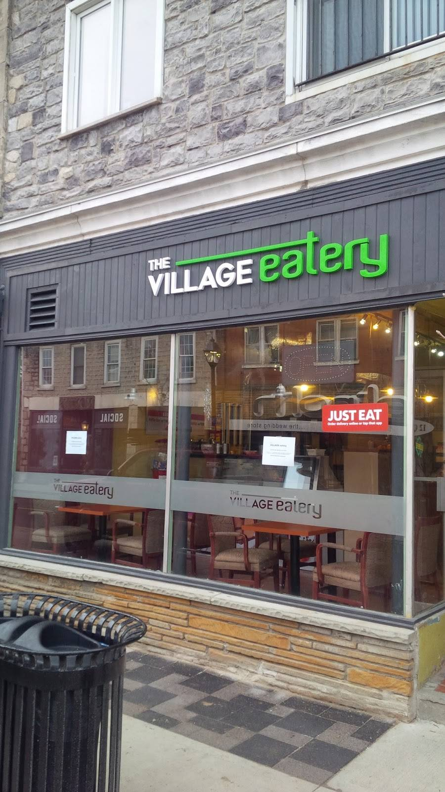 The Village Eatery | restaurant | 12 Queen St E, Cambridge, ON N3C 2A8, Canada | 5192601117 OR +1 519-260-1117