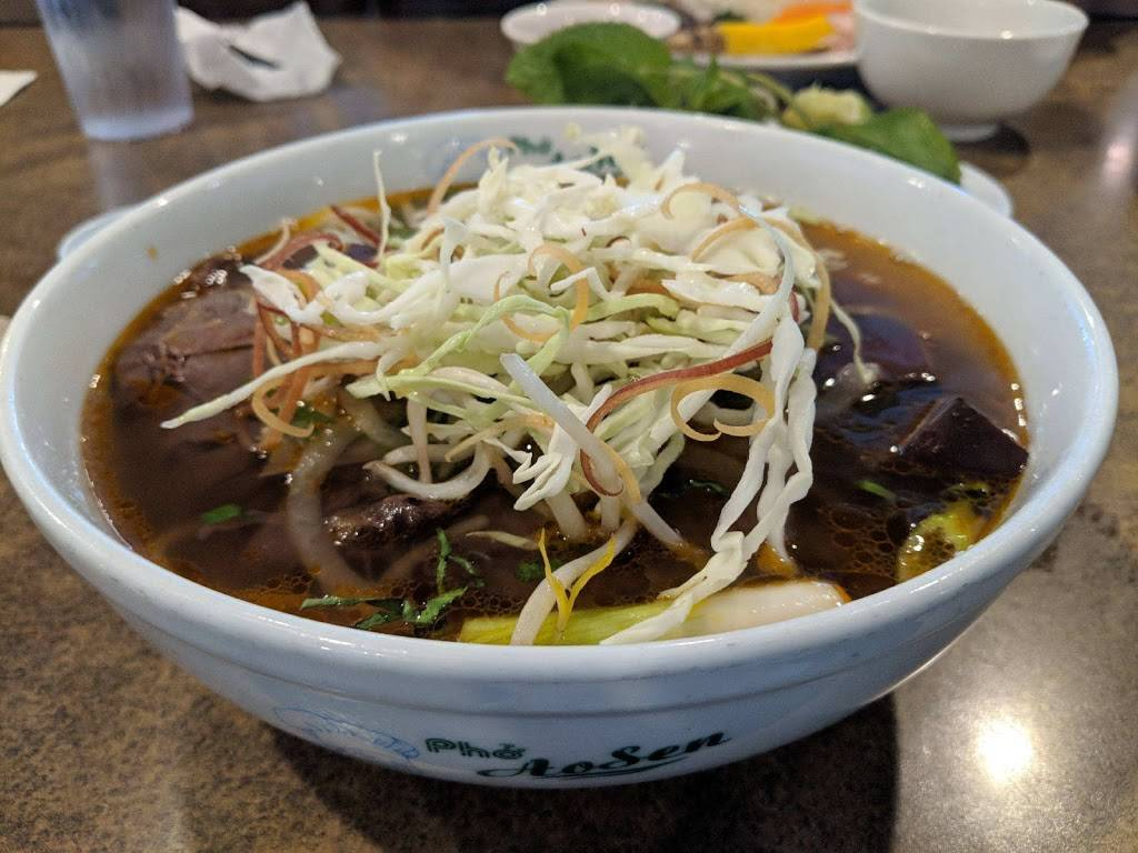 Phở Ao Sen   restaurant   665 San Pablo Ave, Albany, CA 94706, USA   5106795000 OR +1 510-679-5000