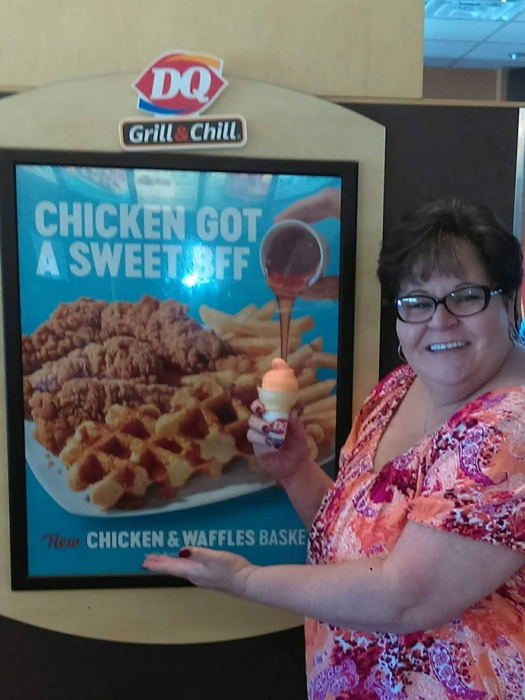 Dairy Queen Grill & Chill | restaurant | 6370 US-98, Hattiesburg, MS 39402, USA | 6019092204 OR +1 601-909-2204