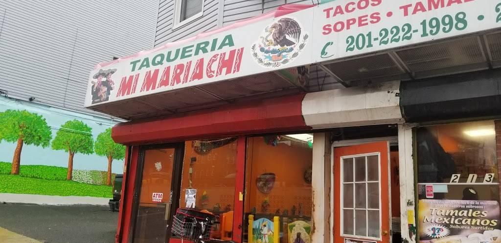 Mi Mariachi | restaurant | 213 Sip Ave, Jersey City, NJ 07306, USA | 2012221998 OR +1 201-222-1998