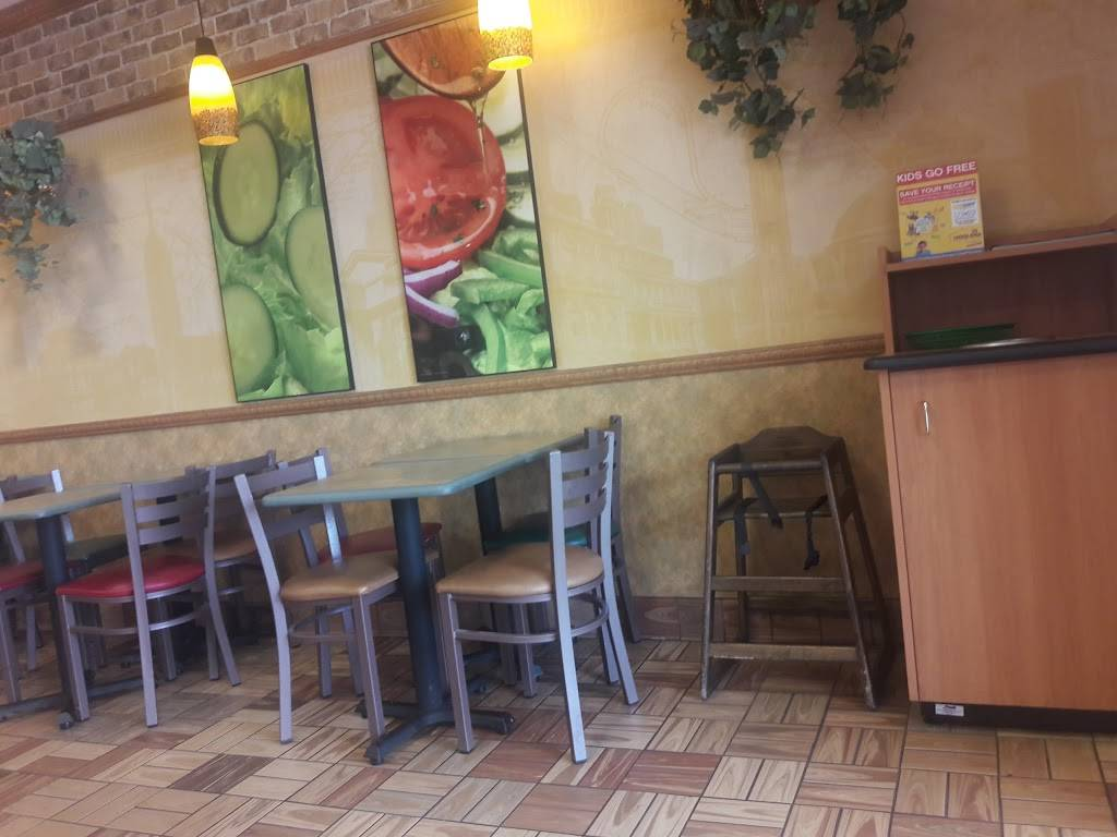 Subway Restaurants 6394 S Cass Ave Westmont Il 60559 Usa