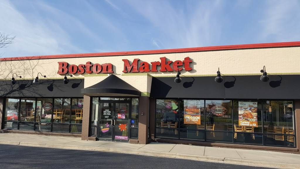 Boston Market | restaurant | 150 N McHenry Rd, Buffalo Grove, IL 60089, USA | 8474599777 OR +1 847-459-9777