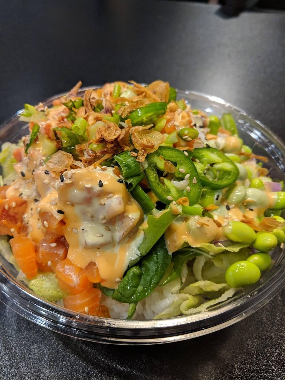 Poke It Up | restaurant | 540 University Ave, Madison, WI 53703, USA | 6087095511 OR +1 608-709-5511