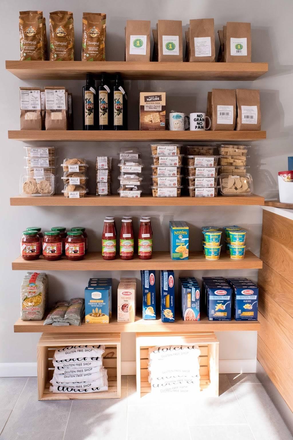 dolci d gluten free shop   bakery   919 Main St, Boonton, NJ 07005, USA   9734465607 OR +1 973-446-5607