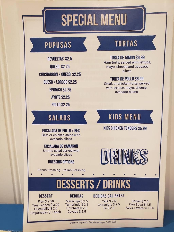 Pupuseria and Restaurant Al Sazón de Mi Tierra | restaurant | 591 Park Ave, Worcester, MA 01603, USA | 7742431041 OR +1 774-243-1041