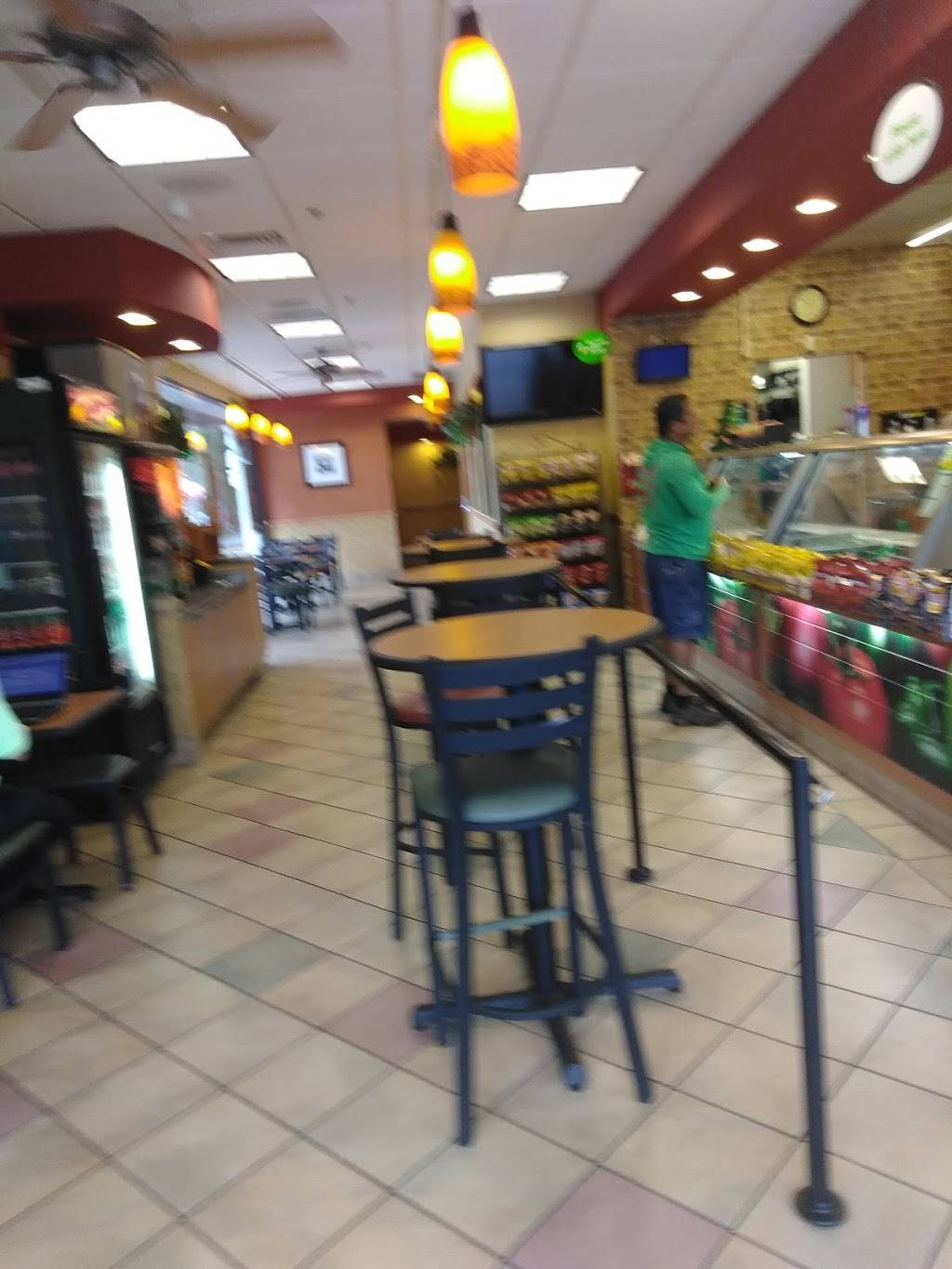 Subway Restaurants   restaurant   2451 McMullen Booth Rd #1, Clearwater, FL 33759, USA   7277263775 OR +1 727-726-3775