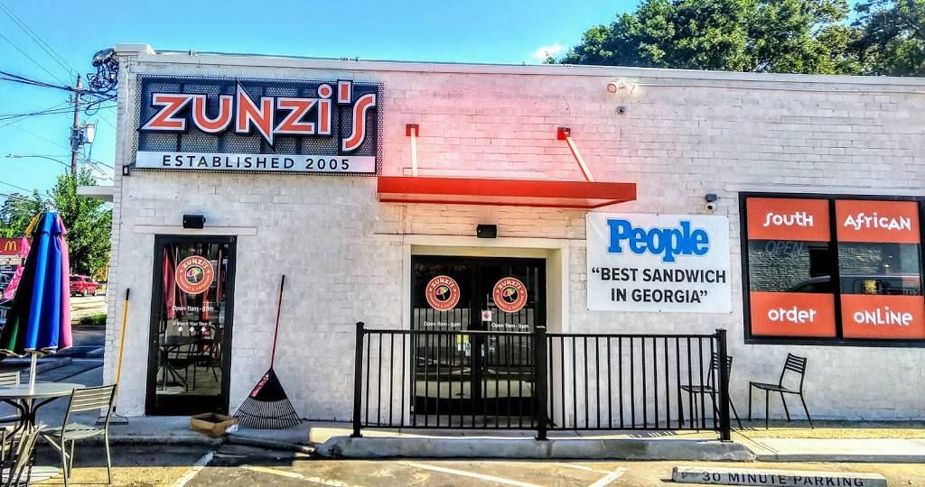Zunzi's | restaurant | 1971 Howell Mill Rd, Atlanta, GA 30318, USA | 4706982351 OR +1 470-698-2351