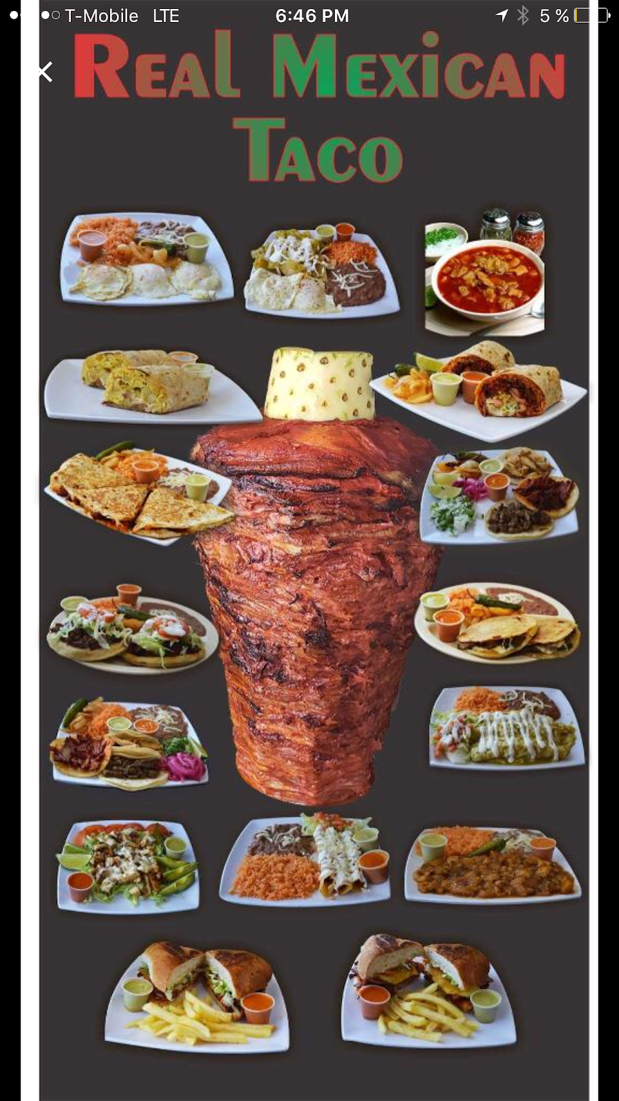 La Auténtica Taqueria   restaurant   220 E Moore Ave, Terrell, TX 75160, USA   9722107290 OR +1 972-210-7290